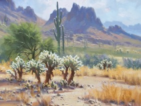 landscape plein air oil paintings